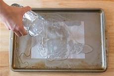 remove stains from baking sheets with this hack today com