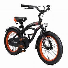 Bi 16 Cr 02 Blac Bikestar 16 Zoll Kindercruiser Schwarz