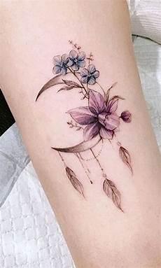 Unterarm Blume - b 246 hmischen blumen blume kronleuchter mond unterarm