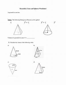 16 best images of cone cylinder and sphere worksheet surface area cylinder worksheet cone