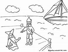 190 Gambar Sketsa Ilustrasi Rakyat Gambarilus