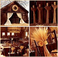 Inspired Events Fall Wedding Ideas