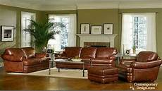 living room paint color ideas with brown furniture contemporary design