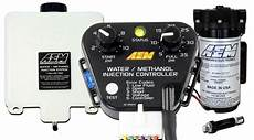 water methanol injection kit for forced induction gasoline