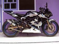 Modifikasi Motor 2 Tak by Modifikasi Motor Kawasaki 2 Tak Keren Terbaru