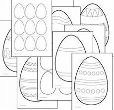 Malvorlage Osterei A5 Malvorlagen Osterei Kopiervorlage 171 Arbeitsbl 228 Tter