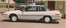 old car owners manuals 1991 subaru xt on board diagnostic system 1991 subaru xt xt6 service repair manual 91 tradebit