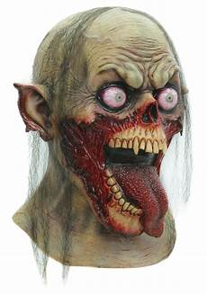 Tongue Slasher Mask