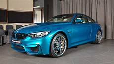 2017 Bmw M4 Competition Package Atlantis Blue