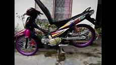 Supra Fit Modif Trail by Modifsupra Modif Simple Supra Fit 100cc