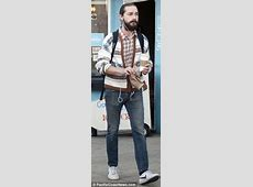 Transformer: Shia LaBeouf looks almost unrecognisable with