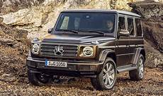 Mercedes G Class 2018 Specs Revealed At Detroit Auto