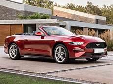 Ford Mustang Cabriolet Konfigurator Und Preisliste 2019