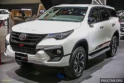 New 2020 Toyota Fortuner Look HD Wallpaper  Car Release