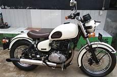Paket Modifikasi Kawasaki W175 by 3 Kali Gagal Modif Pak Dokter Sulap Motor Kawasaki W175