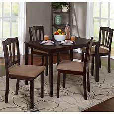metropolitan 5 piece dining multiple colors walmart com