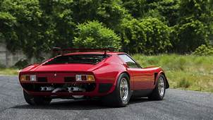 1968 Lamborghini Miura Jota SVR Wallpapers Specs & Videos