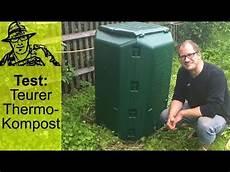 Thermokomposter Im Test
