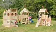 Kinderspielhaus Garten Holz - spielhaus gartne holz selber bauen ideen rutsche