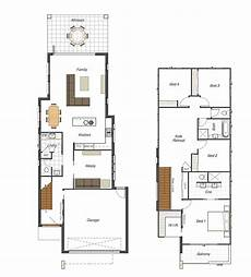 2 storey house plans for narrow blocks small lot homes narrow block designs brisbane narrow