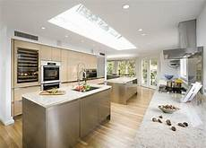 galley kitchen with island layout the centerpiece to your kitchen design rosariocabinets