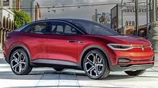 2018 Volkswagen I D Crozz Concept New Electric Suv