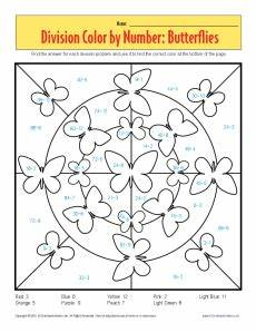color by number division worksheet 16120 preschool coloring sheets july 2013