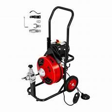 deboucheur canalisation electrique furet 201 lectrique d 233 boucheur canalisation plomberie spirale nettoyage 390 w 23 m ebay
