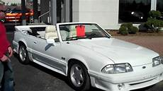 1989 ford mustang gt convertible car1 ca youtube