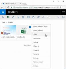 onedrive and excel easy excel tutorial