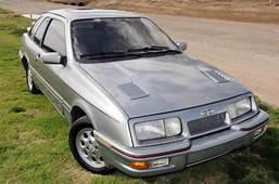 Sunday EBay Wouldya Restored 1986 Merkur XR4Ti