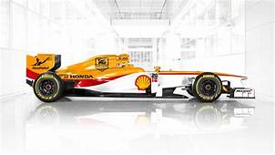 Retro McLaren Honda Livery Concept For 2015