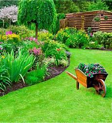 23 Foto Pemandangan Taman Bunga Gambar Kitan