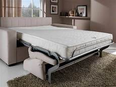 divano letto materasso alto divano letto con penisola mod dolly materasso alto 18 cm