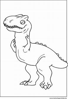 Dinosaurier Schablonen Malvorlagen Dinosaurier Bilder Zum Ausdrucken Kostenlos