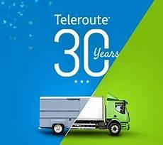 Teleroute La Bourse De Fret F 234 Te Ses 30 Ans