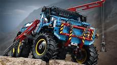 lego technic 42070 42070 6x6 all terrain tow truck products lego 174 technic