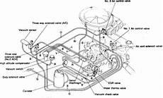 Mazda Vacuum Diagram A 1986 Mazda B2000 Se5
