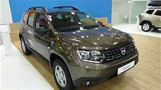 2018 Dacia Duster Comfort 1 5 Dci 109 4x2 Exterior And