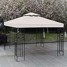 gazebo replacement cover 10 x 10 gazebo replacement canopy top cover