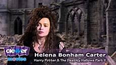 helena bonham harry potter helena bonham talks quot bellatrix lestrange quot in harry