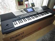 Virina Malvorlagen Keyboard Roland Va 7 Image 616318 Audiofanzine