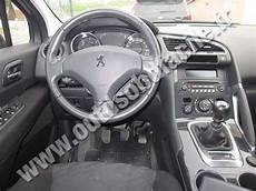obd2 connector location in peugeot 3008 2009 2016