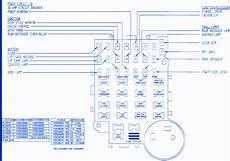 Gmc S 15 1991 Circuit Brake Fuse Box Block Circuit Breaker