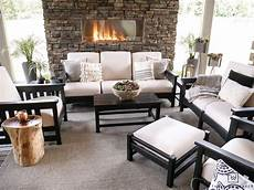 Black And White Outdoor Furniture