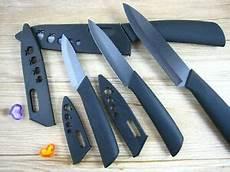 Kitchen Knife Covers by Black Blade Sharp Ceramic Knife Set Chef S Kitchen Knives