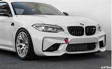 out alpine white bmw m2 by eas