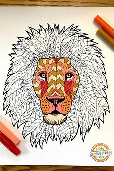 20 awesome coloring pages for favecrafts