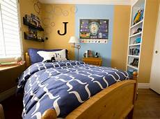 Boys Bedroom Bedroom Ideas For Guys With Small Rooms by Small Boy S Room With Big Storage Needs Hgtv