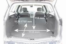 Ford Galaxy Kofferraum Maße - adac auto test ford mondeo turnier 2 0 tdci titanium